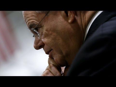 El senador demócrata Bob Menéndez es acusado de corrupción