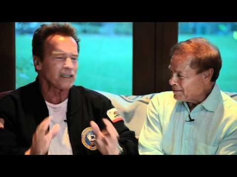 Arnold Schwarzenegger and Franco Columbu remember Mits ...