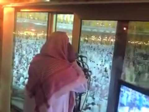 AZAN in masjid al-haram