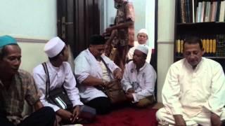 Pertemuan Habib lutfi dan Habib Hasyim bin Yahya