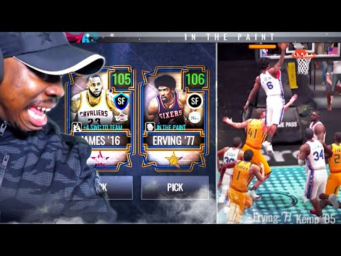 DRAFTING THE BEST LIVE ALL-STARS EVER! NBA Live Mobile 20 Season 4 Pack Opening Gameplay Ep. 65