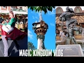 Magic Kingdom Vlog: Overwhelmed By The Magic || Walt Disney World Vacation 2016