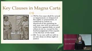 Magna Carta and the Making of the Modern World
