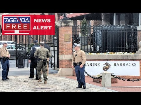 Marine Shot & Killed at DC Barracks - LIVE COVERAGE
