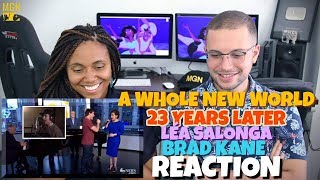 A Whole New World   After 23 Years   Aladdin   PATREON REACTION