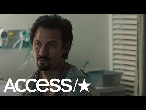 Milo Ventimiglia Comforts  After His 'This Is Us' Death Is Revealed  Access