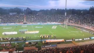 Himno Argentina  Pumas Australia