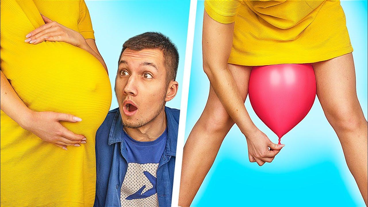 Download Desafío de 24 hs Embarazada / ¡Situaciones Graciosas en el Embarazo!