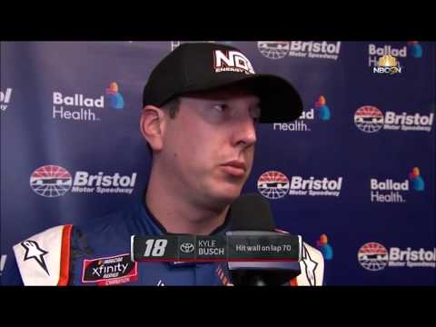 Best Kyle Busch Interviews