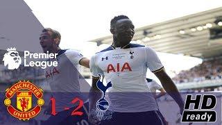 Tottenham Vs Manchester United 2-1 All Goals & Highlights 14/5/2017