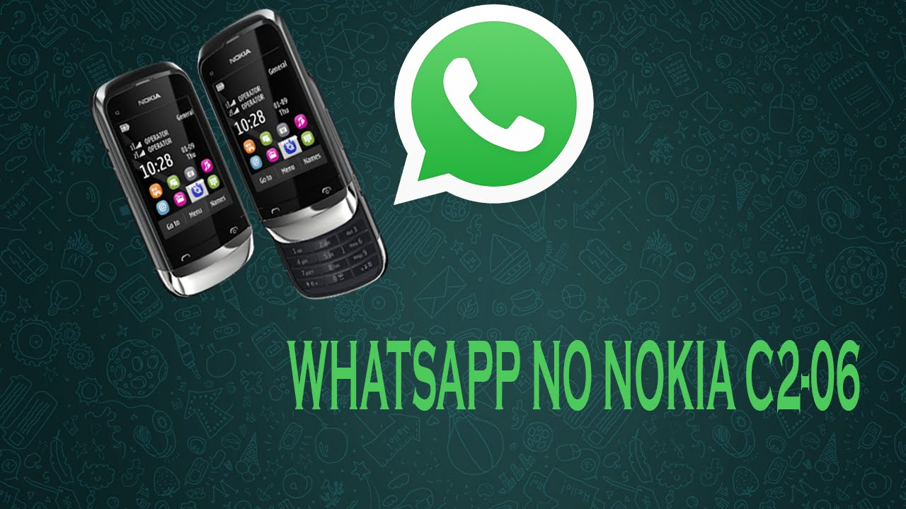 Download whatsapp nokia c2-03 java | Download and Install