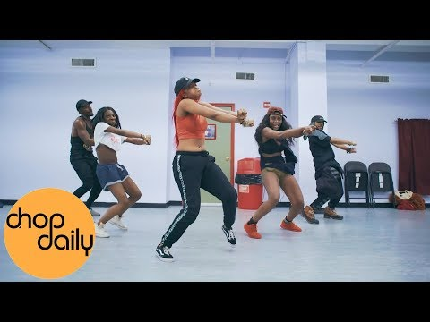 Olamide - Science Student (Dance Video)  | Sayrah Chips Choreography | Chop Daily