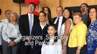 The Mayor's Lunar Gala Press Conference- 20170918 TorontoTV  Report