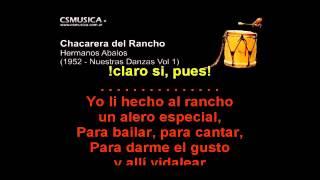 Folklore   Chacarera del rancho   Karaoke