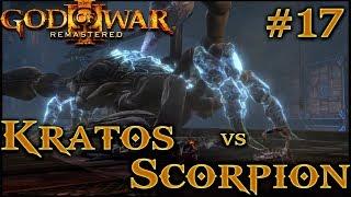 Kratos vs Scorpion 🗡️ Let's Play God of War 3 Remastered Gameplay #17 [PS4] [deutsch/english]