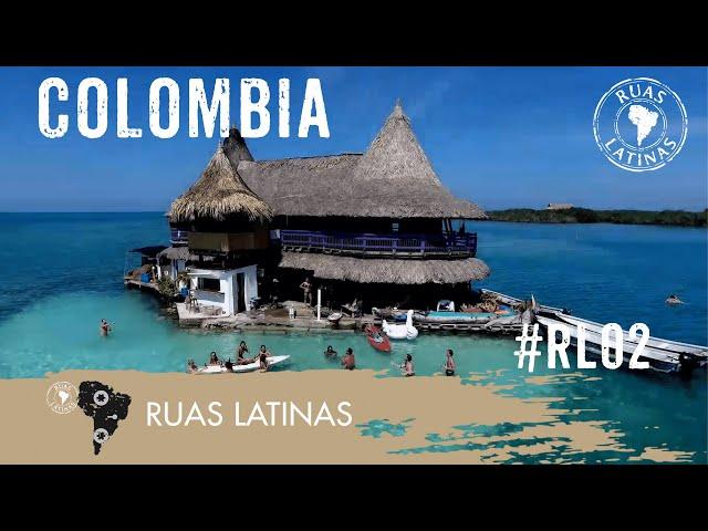 Ruas Latinas - Episódio 2 #casaenelagua1