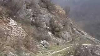 Trail descente Lapège