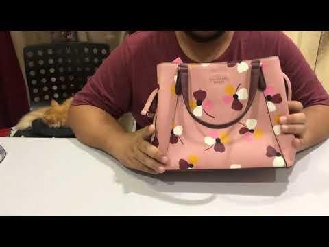 Kate Spade outlet medium triple compartment satchel review