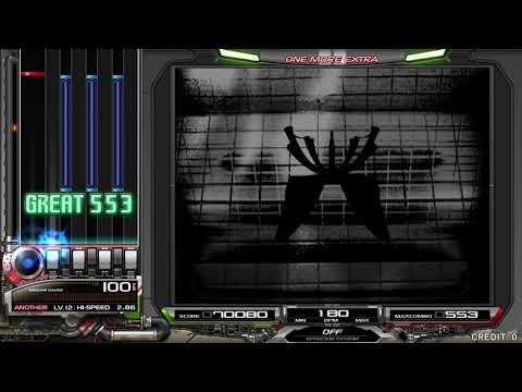 [beatmania IIDX 25 CANNON BALLERS] Papilio ulysses SPA