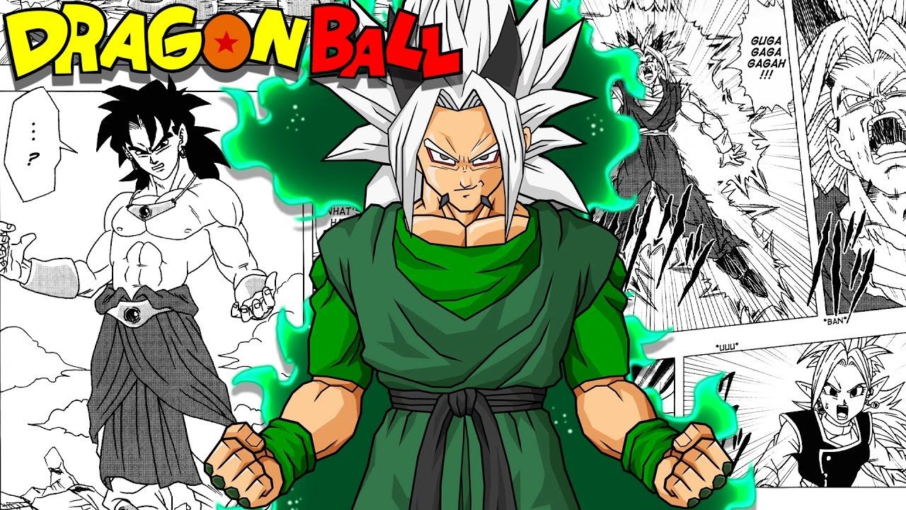 Dragonball Fan Manga