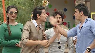 MTV Splitsvilla 8 | Prince Narula SLAPS Shivam | Sunny Leone ANGRY