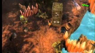 Dreamworks Shrek Forever After wii Longplay Part 1