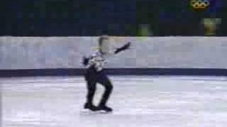 Алексей Ягудин - Олимпиада (Зима)