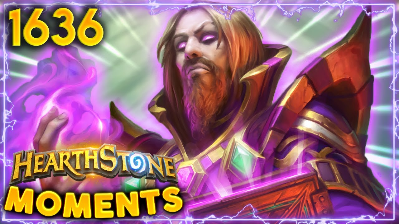 Congrats Priest, YOU JUST PLAYED YOURSELF! | Hearthstone Daily Moments Ep.1636 thumbnail