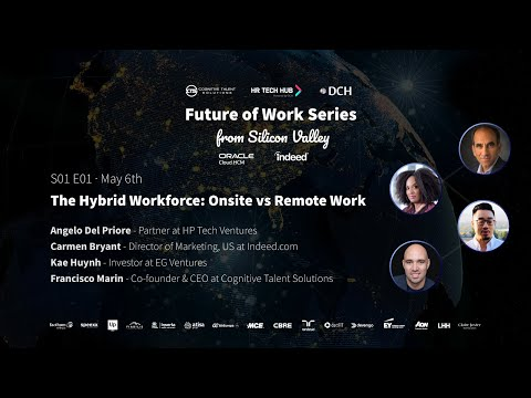 Future Of Work | Episode 1: The Hybrid Workforce: Onsite vs Remote Work