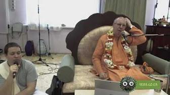 Шримад Бхагаватам 1.16.24 - Бхакти Чайтанья Свами