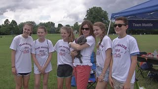 Hilliard Darby freshman honored at Crohns and Colitis Walk