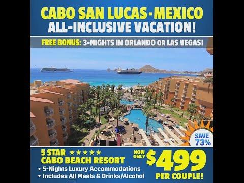 Beach Resort In Cabo San Lucas