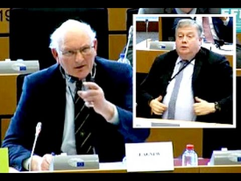 EU Free Movement Gone Wrong - UKIP MEP Stuart Agnew
