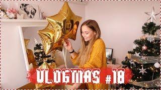 UNBOXING PACZEK + NOWE PAZNOKCIE | VLOGMAS #18