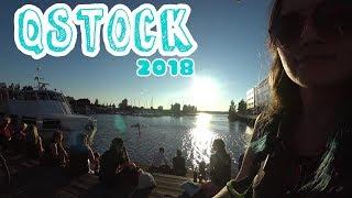 白夜のオウルとQstock2018【フィンランド2018夏#3】