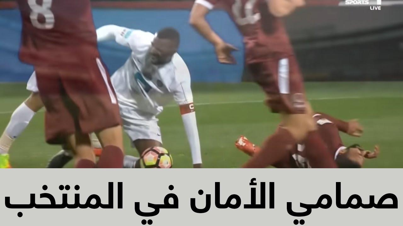 ثنائي دفاع المنتخب السعودي وأرقامهم مع أنديتهم