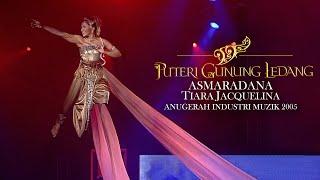 Asmaradana LIVE | Tiara Jacquelina | AIM 12 | Puteri Gunung Ledang | Enfiniti MY