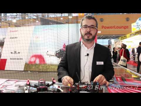 Graupner - Video Novità Spielwarenmesse Toy Fair 2016