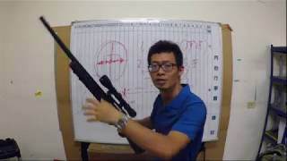 Airsoft info / 生存遊戲  新手教學系列「簡易狙擊鏡歸零」