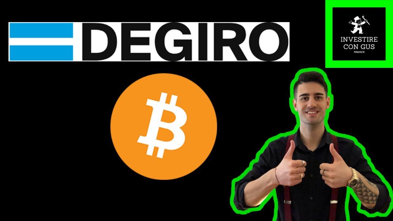bitcoin degiro