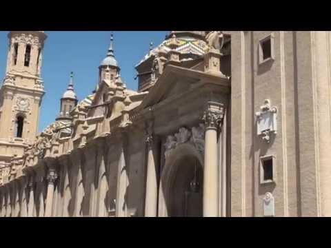 Zaragoza, Spain, may 2015