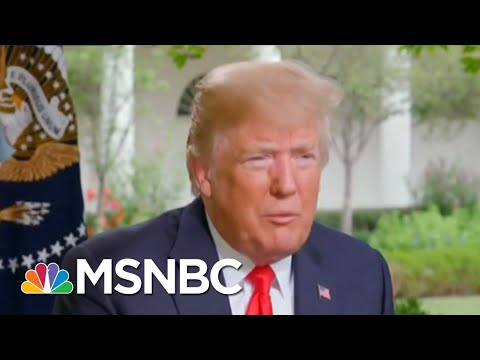 Lawrence: President Donald Trump's 'Worst Week' As Top Allies Talk To Feds | The Last Word | MSNBC