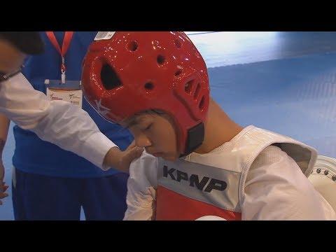 Semifinal M-68 Rabat 2017 World Taekwondo Grand Prix Javier PEREZ POLO (ESP) vs Yu Jen HUANG (TPE)
