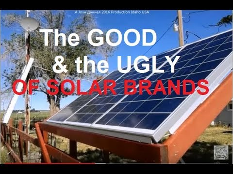 SOLAR Power Facts  (see description)