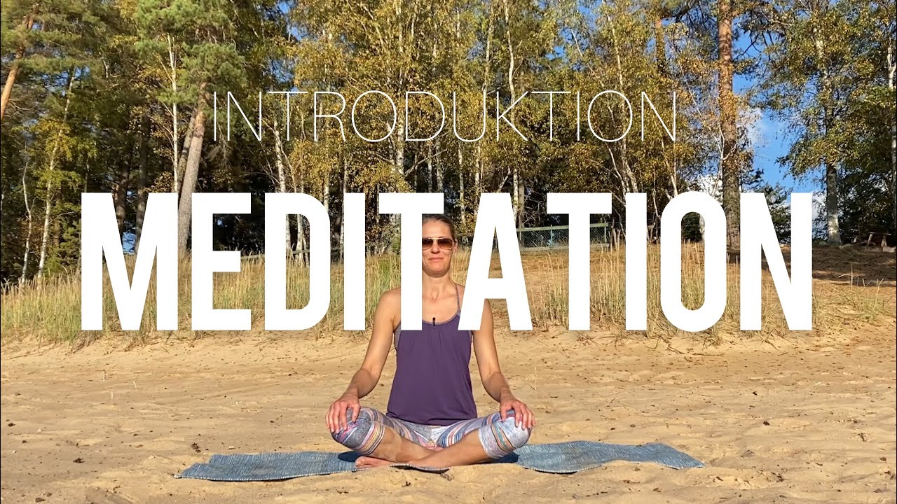 Introduktion till meditation