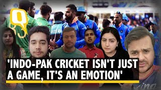 Indo Pak Matches Are All About Emotions: Cricket Fans in Pakistan | The Quint