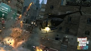 GTA IV (TBOGT) - New PC Graphics Test - First Mission