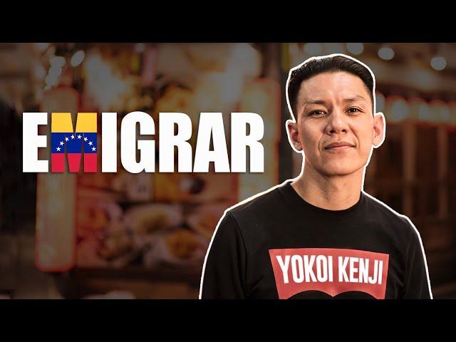 EMIGRAR | YOKOI KENJI