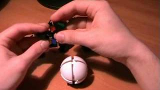 Как разобрать и собрать куб 4х4х4 по частям