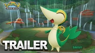 PokéPark 2 Wonders Beyond - Snivy Trailer